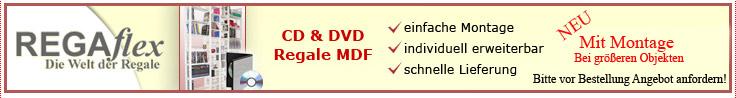 Kategorie für CD Regale und Systeme