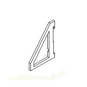 BD Seitenteile 175 mm Bodenabstand für 1 Boden