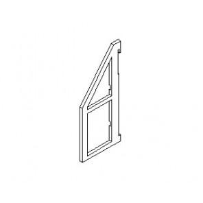 BD Seitenteile 175 mm Bodenabstand für 2 Böden
