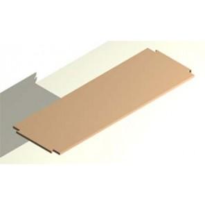 Regalboden für 17 cm tiefe Seiten 455 mm breit mit Träger