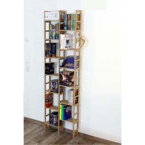 Bücherregal 200 cm hoch