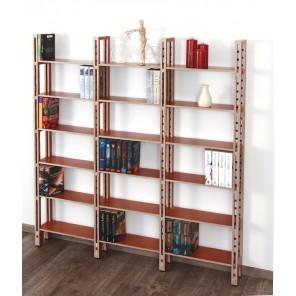 Hellbraunes Bücherregal