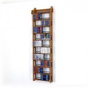 Kassettenregal für 198 Hörspielkassetten