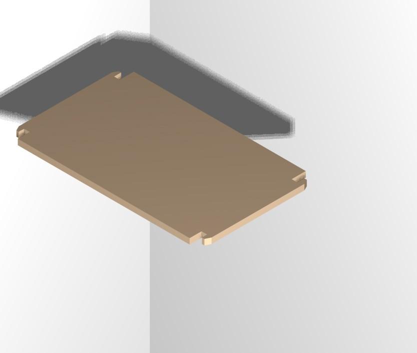 regalboden 25 cm tief 420 mm breit. Black Bedroom Furniture Sets. Home Design Ideas