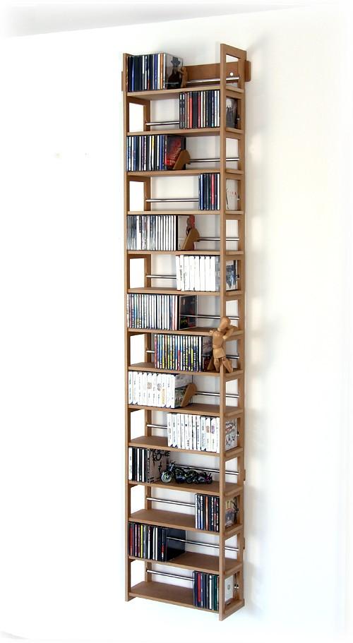 cd wandregale f r mehr als 1000 cds prima zum archivieren nach genres. Black Bedroom Furniture Sets. Home Design Ideas