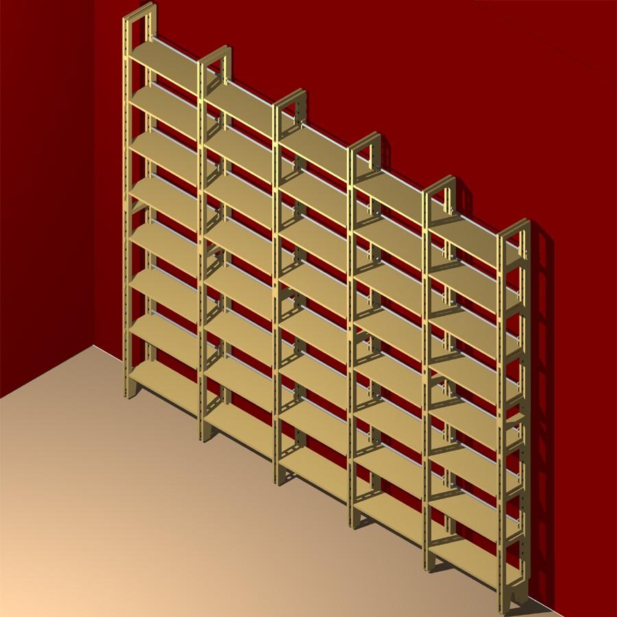 dvd regal gro f r ber eintausend dvd. Black Bedroom Furniture Sets. Home Design Ideas