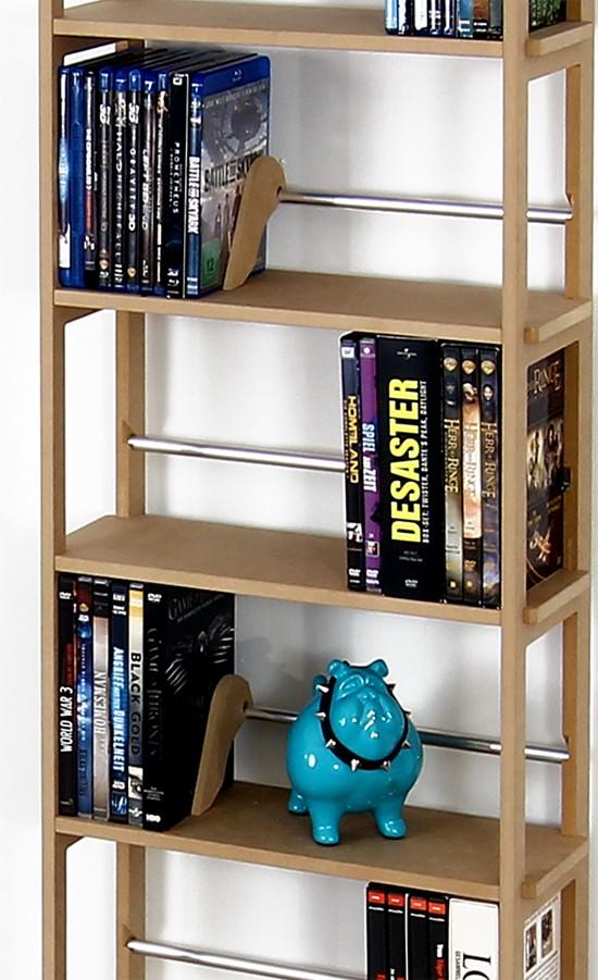 dvd blu ray st nder f r ca 128 dvd oder 160 blu rays. Black Bedroom Furniture Sets. Home Design Ideas