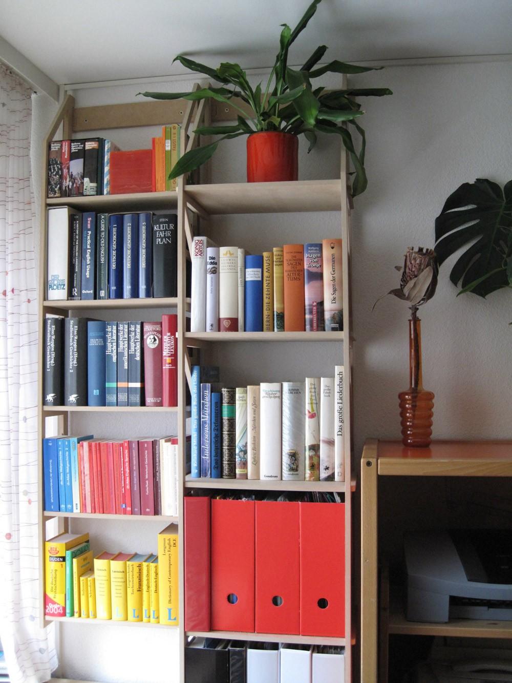 regalwand zum umbauen anderer m bel. Black Bedroom Furniture Sets. Home Design Ideas