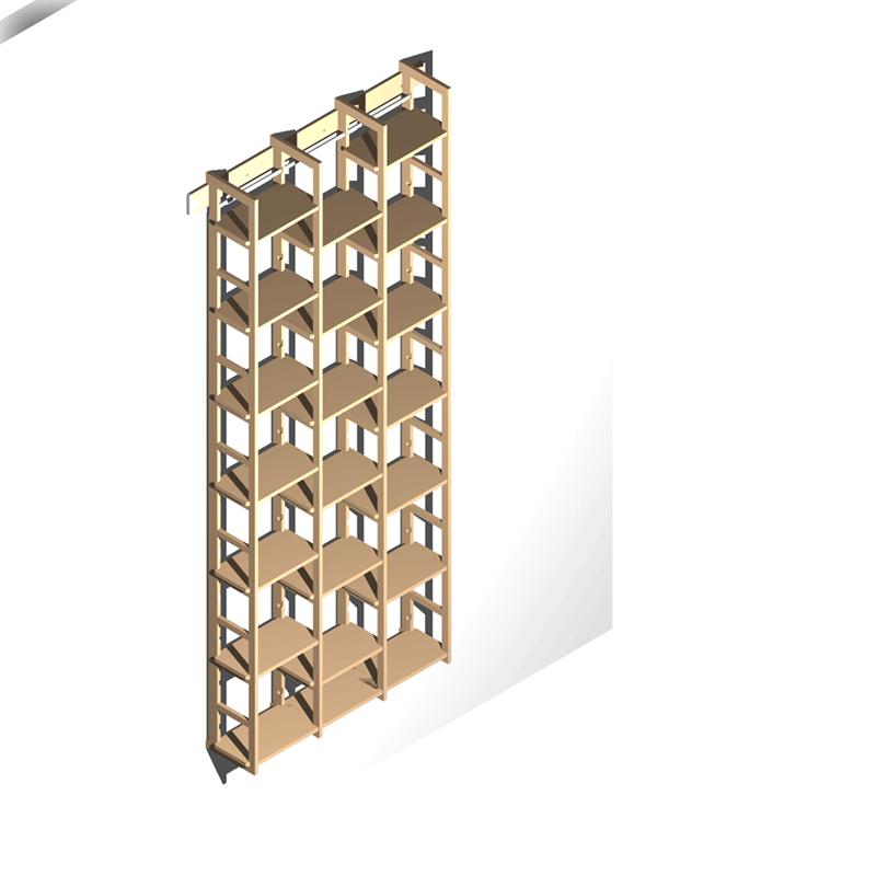 b cherregal jennifer modell erlangen. Black Bedroom Furniture Sets. Home Design Ideas