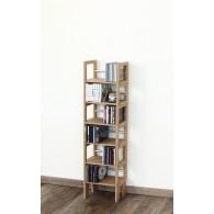 CD-Ständer aus Holz von REGAflex  für 138 CDs