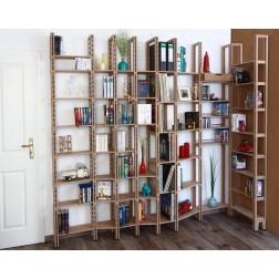 Bücher Eckregal