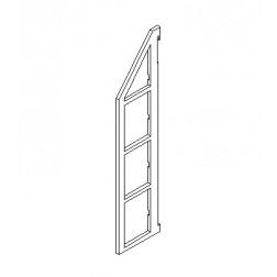 BD Seitenteile 175 mm Bodenabstand für 4 Böden