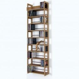 cd wandregal und wandregalsystem von 50 bis 5000 cds und mehr. Black Bedroom Furniture Sets. Home Design Ideas