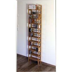 cd dvd regal cd und dvd regale von regaflex. Black Bedroom Furniture Sets. Home Design Ideas