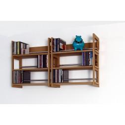 Kleines Regal mit 3 etagen für CDs