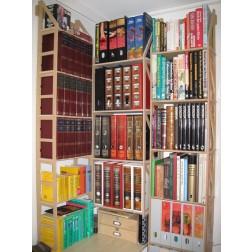 Beispielfoto Jennifer Bücherregale in MDF Natur