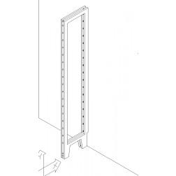 Bücherregalseite 24 cm tief 120 cm hoch