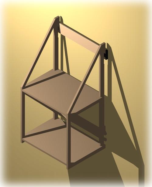 ordner regal f r din a4 ordner 45 5 cm breit von regaflex. Black Bedroom Furniture Sets. Home Design Ideas