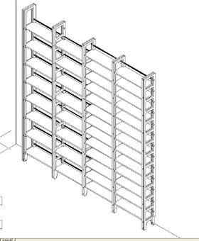 vorkonfigurierte regalsets regalplaner regaflex. Black Bedroom Furniture Sets. Home Design Ideas