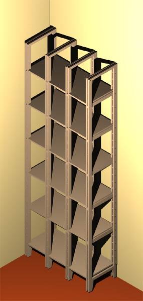 lp regal f r ca 900 vinyls schallplatten stecksystem von regaflex ebay. Black Bedroom Furniture Sets. Home Design Ideas