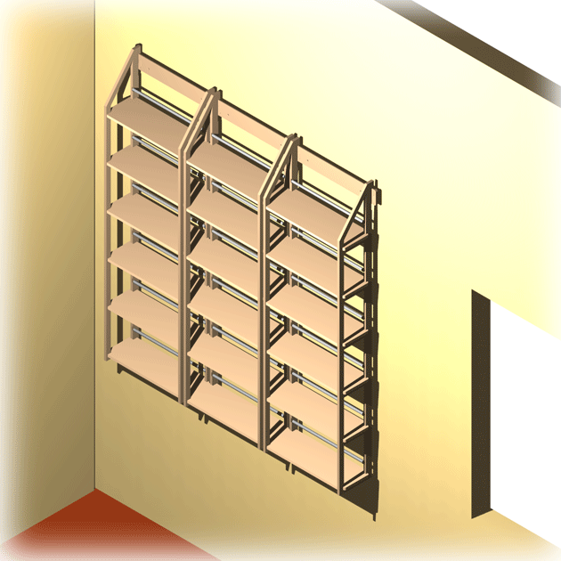 dvd wandregale ebay. Black Bedroom Furniture Sets. Home Design Ideas