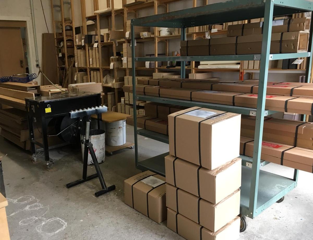 REGAflex Verpackstation