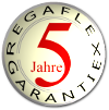 5 Jahre REGAflex Garantie