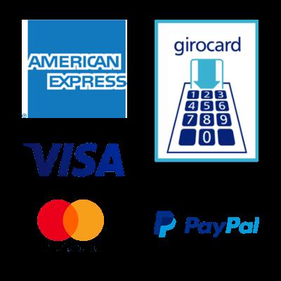 Bezahlmöglichkeiten im REGAflex Online-Shop